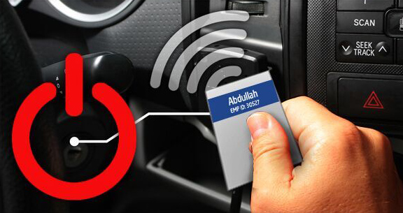 GPS tracking Drivers Using RFID Cards