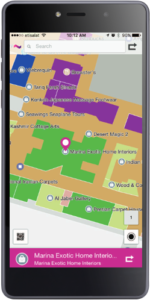Indoor Mapping APP in the UAE