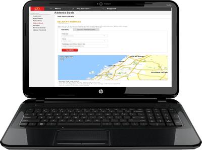 Addressing System in UAE